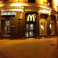 Photo taken at McDonald's by Ekaterina K. on 9/18/2013