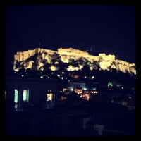 Photo taken at Athos Hotel by Alina R. on 4/25/2013