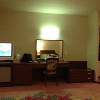 Photo taken at Hotel Shiretoko by son y. on 5/26/2013