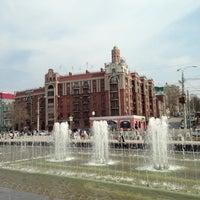 Снимок сделан в Набережная (3-я очередь) пользователем Alexander B. 4/21/2013