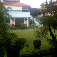Photo taken at SMA Negeri 1 Surakarta by Jessica H. on 1/10/2013