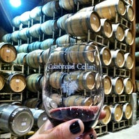 Photo taken at Cakebread Cellars by Sonja S. on 3/2/2013