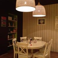 Снимок сделан в Any.pasta.pizza.bar пользователем Igor L. 11/5/2012