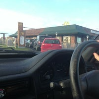 Photo taken at McDonald's by Louis G. on 1/1/2013