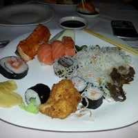 Photo taken at Toro Sushi & Grill by Luciene K. on 4/5/2013
