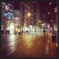 Photo taken at Doktorlar Caddesi by Fatih S. on 1/8/2013