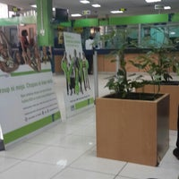 Photo taken at KCB Sarit Centre by Moreka D. on 4/12/2014