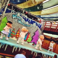 Photo taken at Camp Snoopy by LaLa C. on 12/2/2012