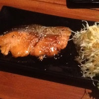 Photo taken at Samurai ramen by Hutsanee I. on 1/1/2013