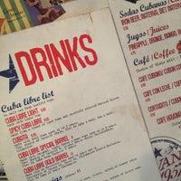 Photo taken at Havana 1957 Cuban Cuisine by Clemens J. on 7/17/2013