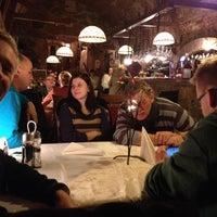 Photo taken at Restauracja Smocza Jama by Henry v. on 11/12/2012