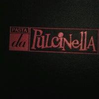 Photo taken at Pasta da Pulcinella by David R. on 12/28/2012