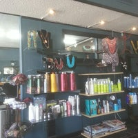 Photo taken at Hair Plus Salon by Bert M. on 9/4/2013
