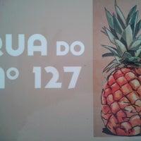Photo taken at Rua do Abacaxi by Licio B. on 9/5/2013