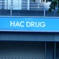 Photo taken at HAC DRUG 武蔵中原店 by あね on 6/4/2013