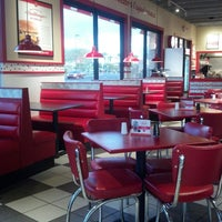 Photo taken at Freddy's Frozen Custard & Steakburgers by L C. on 2/21/2013