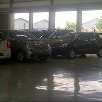Photo taken at Nissan Amplas - Medan by Sukses S. on 6/26/2014