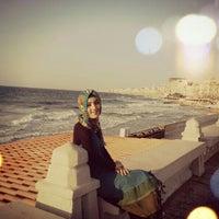 Photo taken at Alexandria (Iskenderiyye) by emine ö. on 8/18/2014