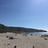 Photo taken at Sennen Cove by Anatoly S. on 7/26/2018