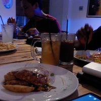 Photo taken at Steak BBM by TaQi K. on 1/26/2015
