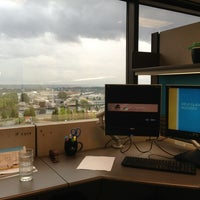 Photo taken at BNY Mellon Financial by Andy M. on 8/29/2013