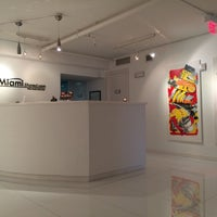 Photo taken at MiamiShared by Walter G. on 3/27/2015