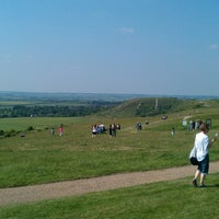 Photo taken at Dunstable Downs by Michal P. on 7/6/2013