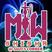 Photo taken at MWshisha @Suzi's Corner by @MikeManicka on 1/28/2013