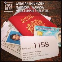 Photo taken at Jabatan Pendaftaran Negara (JPN) by @MikeManicka on 4/1/2013