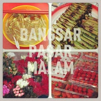 Photo taken at Pasar Malam Bangsar by @MikeManicka on 3/17/2013