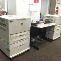 Photo taken at NYU Third North Printing Center by HashtagNYU on 9/21/2015