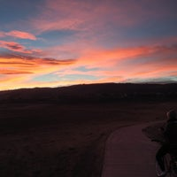 Photo taken at Cathy Fromme Prairie Natural Area by Cooper S. on 11/24/2012