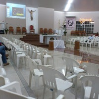 Photo taken at Paróquia São Luiz Gonzaga by Lauro B. on 12/3/2012