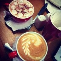 Снимок сделан в Чашка Espresso Bar пользователем July N. 2/26/2013