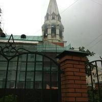 Photo taken at Верхняя Радищевская улица д14/21 корп.3 by Игорь Я. on 7/26/2013