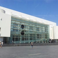 Photo taken at Museu d'Art Contemporani de Barcelona (MACBA) by Fra M. on 8/19/2013