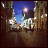 Снимок сделан в Улица Ольги Кобылянской пользователем Александр М. 7/3/2013