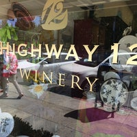 Photo taken at Highway 12 Winery - The Corner Store by Erica R. on 5/11/2014