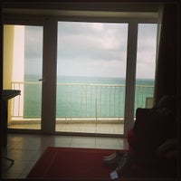 Photo taken at Conrad Hotel Puerto Rico by Sevyn T. on 8/10/2013