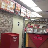 Photo taken at Papa John's Pizza by Sevyn T. on 11/15/2012