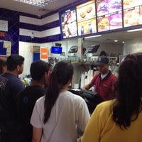 Photo taken at Burger King by José J V. on 4/4/2014