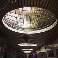 Photo taken at metro Chkalovskaya by Максим М. on 4/13/2014