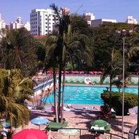 Photo taken at Sociedade Esportiva Palmeiras by Lourdes L. on 8/10/2013