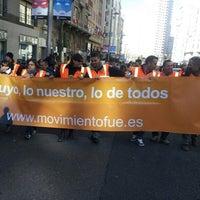 Photo taken at Tesorería General De La Seguridad Social by Ramon J. on 2/13/2013