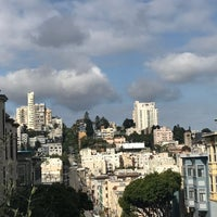 Photo taken at Telegraph Hill by Claire C. on 4/19/2017