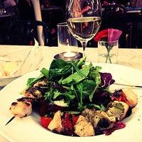 Photo taken at The House Café by Seda Ö. on 10/17/2012