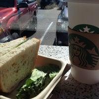 Photo taken at Starbucks by Ashley M. on 3/4/2013