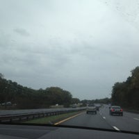 Photo taken at Garden State Parkway -- Saddlebrook by Raquel B. on 10/7/2012
