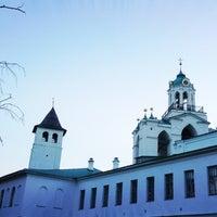 Снимок сделан в Спасо-Преображенский монастырь пользователем Olga B. 7/3/2013