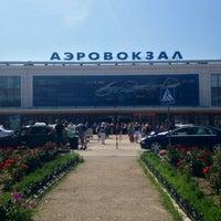 Photo taken at Odessa International Airport (ODS) by Lanka🐾😻💋 on 6/24/2013